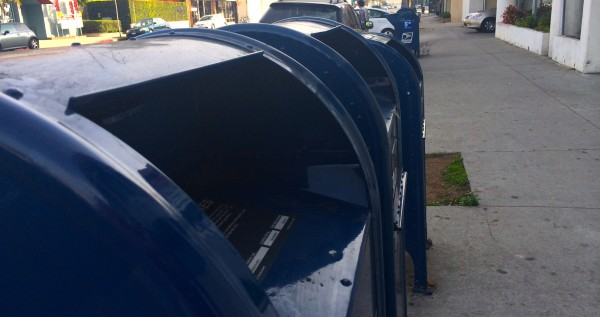 USPS Corner Mailboxes